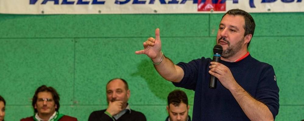 «Salvini non ha mai lavorato» Si può dire: il gip archivia la querela