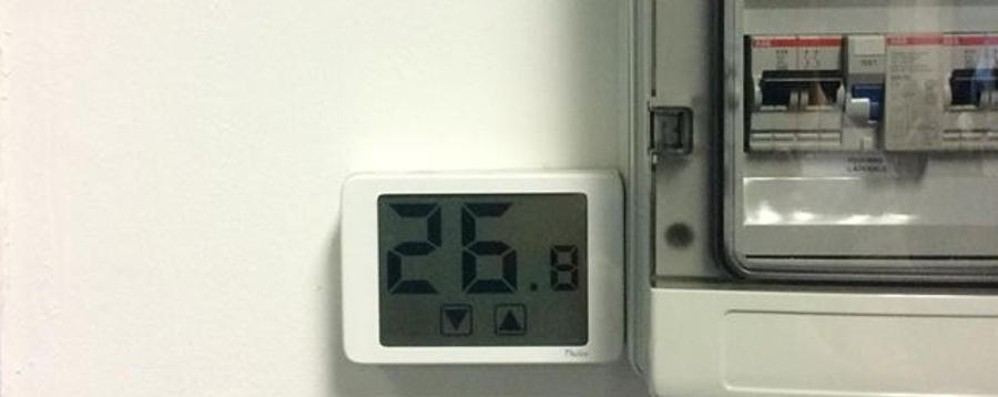 «26.8 gradi in Università a Bergamo»  Uno studente: così si combatte lo smog?