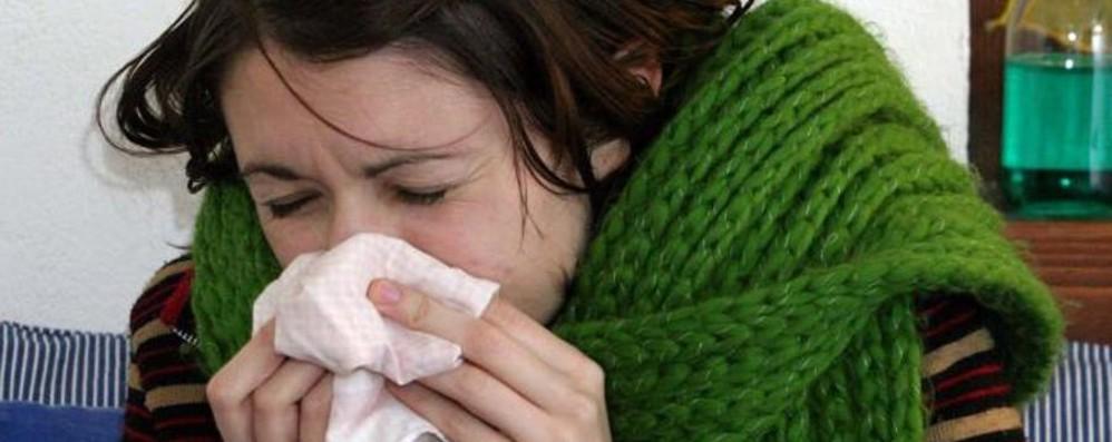 L'influenza 2016 non dà tregua 1 milione e 500 mila gli italiani già colpiti