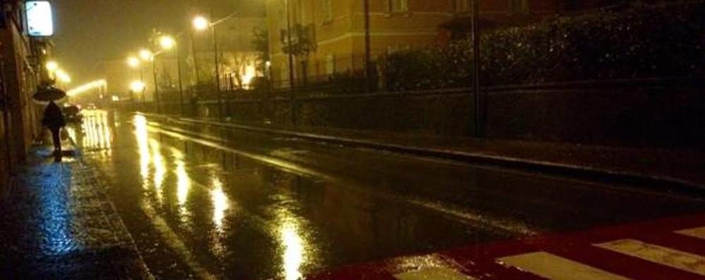 Meteo: una settimana molto turbolenta Pioggia e forte vento, forse fine  siccità