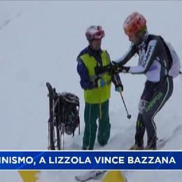 Sci alpinismo, a Lizzola vince Bazzana
