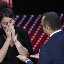 Sanremo, in onda l'errore tecnologico Codacons: riammettere Miele tra i Giovani