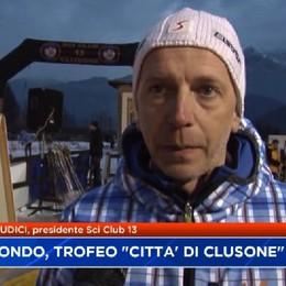 Sci di fondo, trofeo Città di Clusone