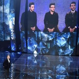 Sanremo, stasera il vincitore Chi è il tuo preferito? Sondaggio