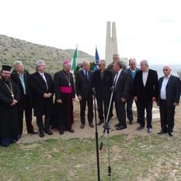 Il naufragio della motonave Oria  Toccante cerimonia in Grecia