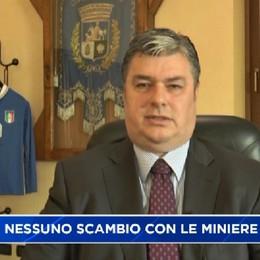Gorno, il sindaco: Nessuno scambio con le miniere