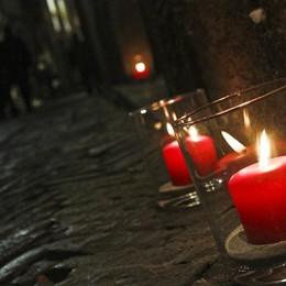 Candele accese e lampioni spenti In Città Alta arriva «M'illumino di meno»