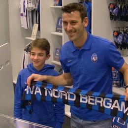 Capitan Bellini all'Atalanta Store «Vincere per dare una svolta» - Video