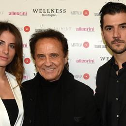 Nasce la «Wellness Boutique» Al via c'è papà Roby Facchinetti - Video