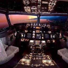 Pedrengo, corso base d'introduzione al volo