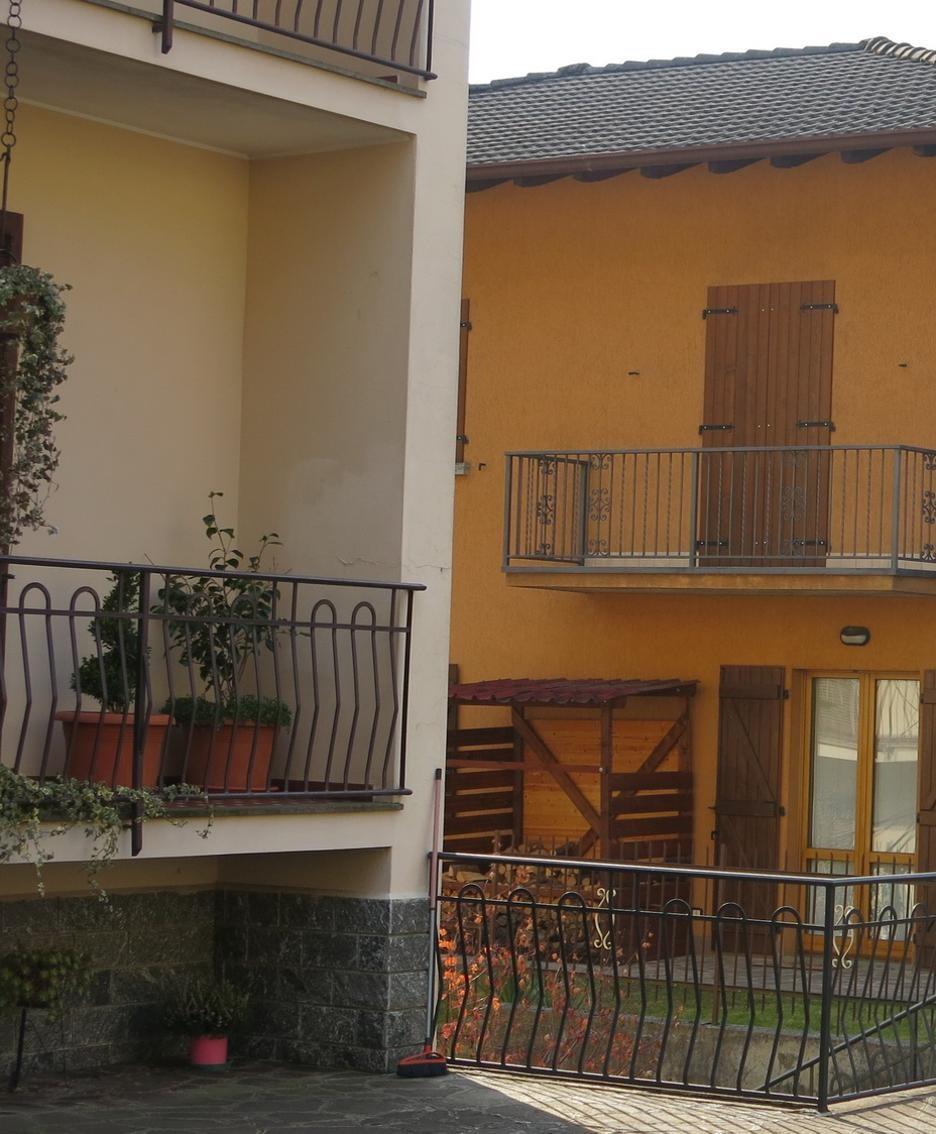 L'abitazione di Lanfranchi ad Ardesio