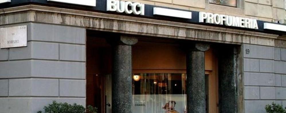 Bucci vende, nuova proprietà 64 anni di profumi a Bergamo