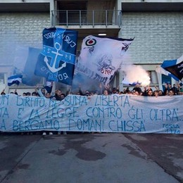 Ultras Roseto e Fortitudo Bologna (basket)