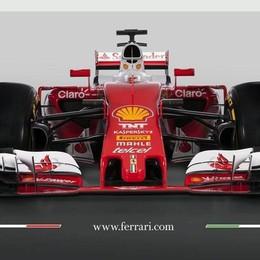 Formula 1, svelata la nuova Ferrari «La stagione della riscossa» - Foto/video