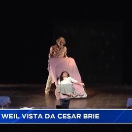 Il pensiero di Simon Weil nel teatro di Cesar Brie