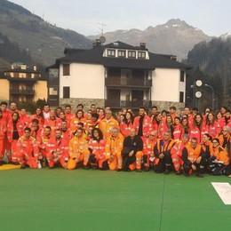 Servizio civile, corso in Val Seriana Arrivati giovani da  tutta la Lombardia