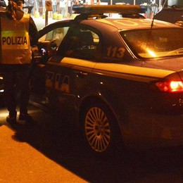 Ancora controlli stradali di notte E un 48enne ubriaco causa un incidente