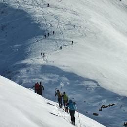 Una giornata speciale per sci alpinisti e ciaspolatori