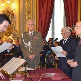 Due anni fa, Maurizio Martina ministro  «Vi dico che il governo arriverà in fondo»