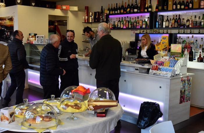 Il Cafè Marilyn di via Bianzana