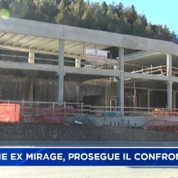 Clusone. Area ex Mirage, prosegue il confronto