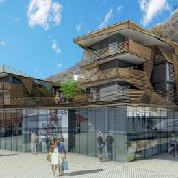 Hotel e centro commerciale-residenziale San Pellegrino, ecco il progetto Percassi