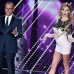 I mille volti di Virginia Raffaele - Video Show a Bergamo, chi sarà stavolta?