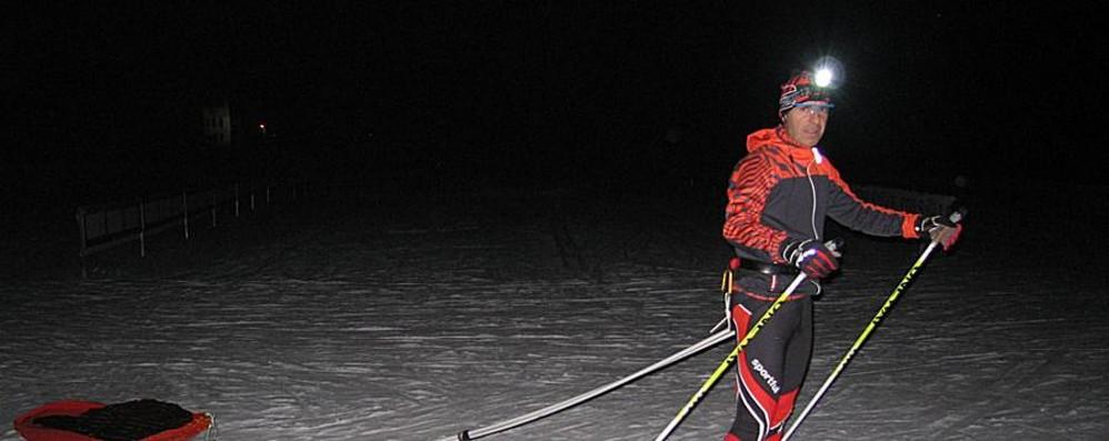 Rovaniemi 150, Bonazzi trionfa Primo fra gli sciatori: «Che fatica»
