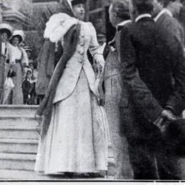 La Principessa Bonaparte a San Pellegrino