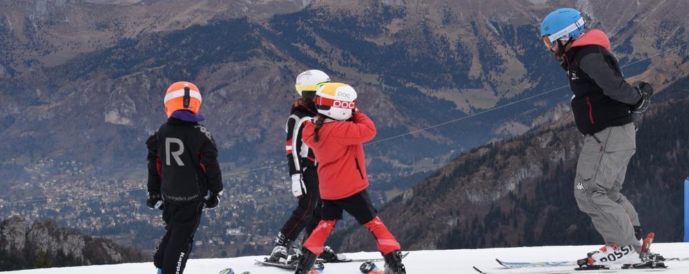 Sci alpino, doppietta Radici al Pora e agli Spiazzi
