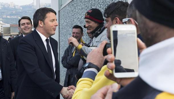 Unioni civili: Renzi, meglio pezzo oggi