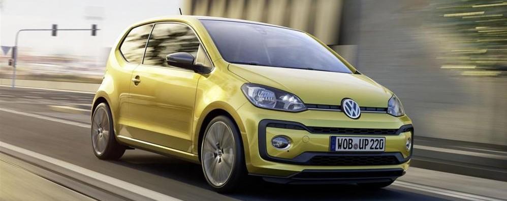 Verso Ginevra/7 Volkswagen up!