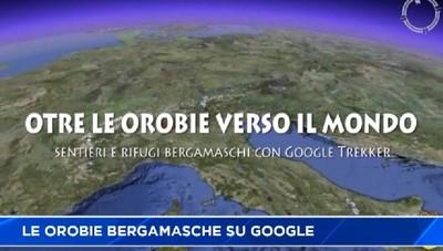 Orobie, sulle montagne bergamasche con Google