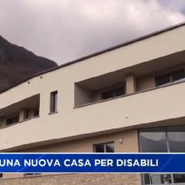 Parre, s'inaugura nuova casa per disabili