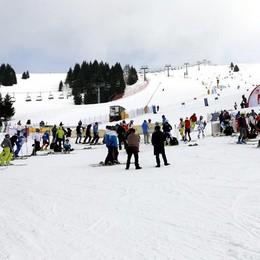 Sci alpino e sci alpinismo Pora e Spiazzi a tutta forza