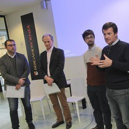 Il Bergamo Science Center apre le porte alle start up - Video