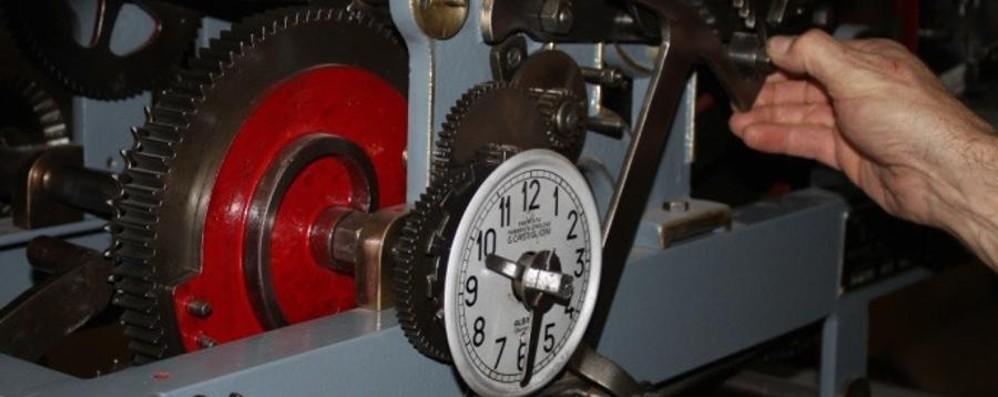 L'orologio della torre si risveglia dopo 25 anni
