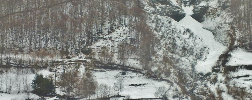 Rischio valanghe sulle nostre montagne Sabato notte diverse scariche - Video