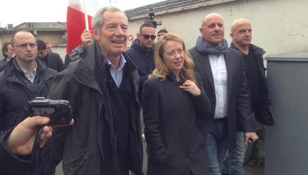 Salvini, problema se Bertolaso non piace