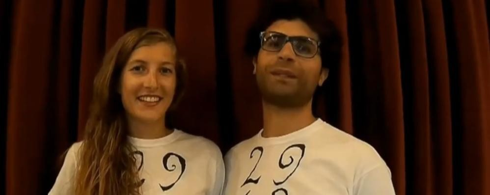 Daphne e Davide oggi sposi - video Da «Dom Andiamo» alle nozze sostenibili