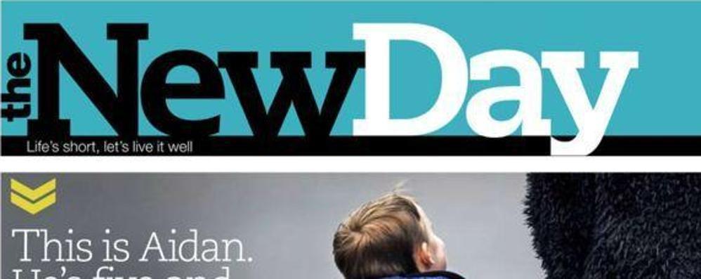 Londra, spunta «The New Day»   Il giornale che si legge in mezz'ora