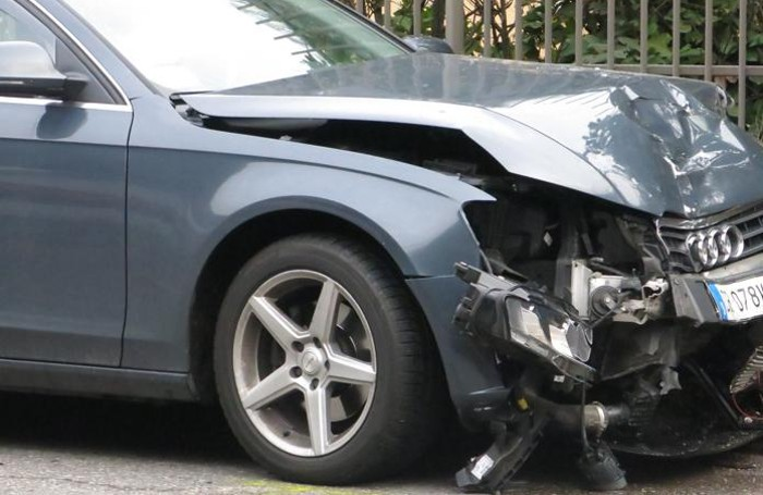 L'incidente nel quale è morta Luana