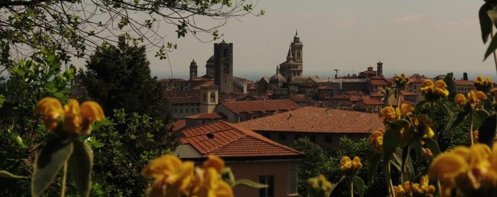 Orto botanico, 20mila visitatori l'anno Apre martedì, Il 1° aprile anche Astino