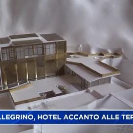 Percassi, un hotel da 101 stanze collegato alle terme