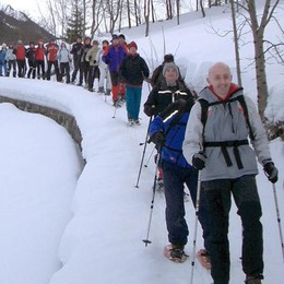 Valle di Scalve, tre appuntamenti per scialpinisti e ciaspolatori