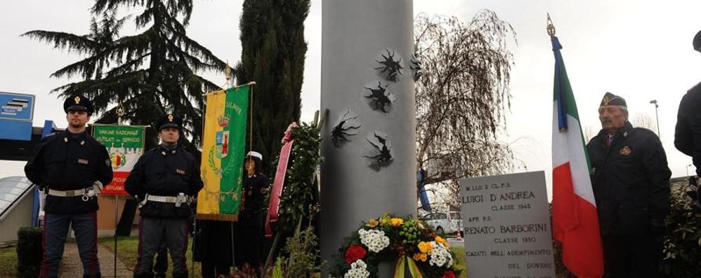 Dalmine intitola il nuovo parco comunale agli agenti uccisi dalla banda Vallanzasca