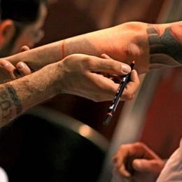 Istat,  il tatuaggio entra nel paniere Escono  cuccette e vagoni letto