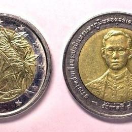 Monete thailandesi spacciate per euro Federconsumatori: attenti alle truffe