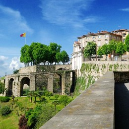 Mura, 310 mila euro per la manutenzione Ecco la prima opera del Piano Unesco