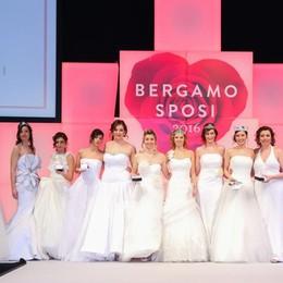 Bergamo Sposi: ecco le Miss vincenti Janaina davanti a Sharon e Romina
